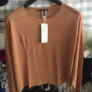 Eileen Fisher size PL top NWT